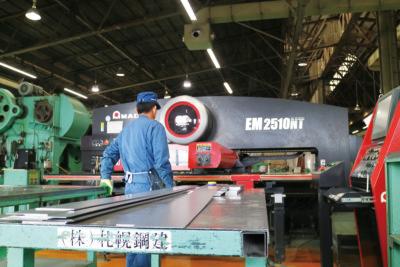 ㈱札幌鋼建工作所