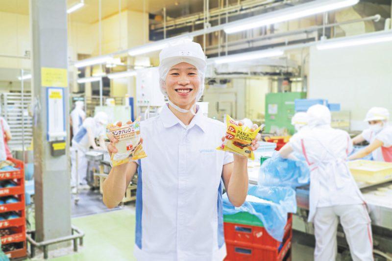 山崎製パン㈱札幌工場