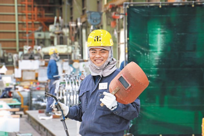 戸田工業㈱札幌工場