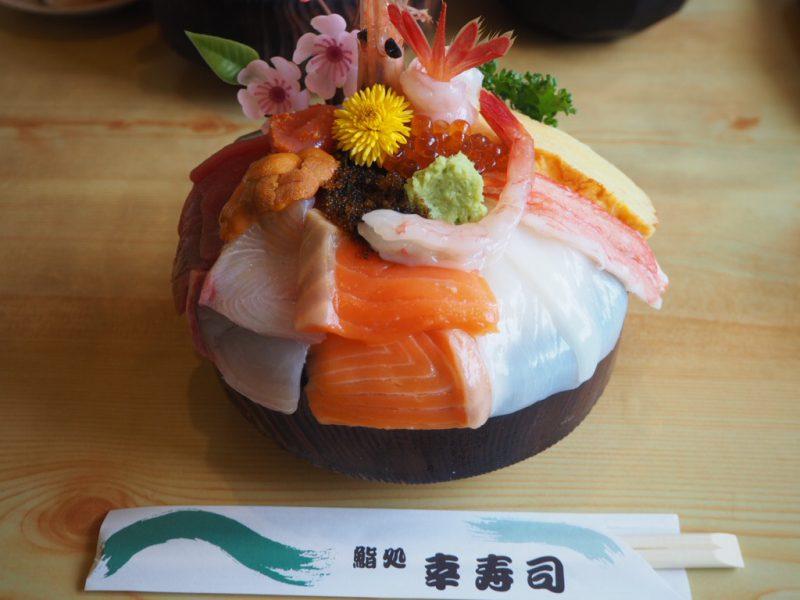 恵庭グルメ~幸寿司丼🍚~